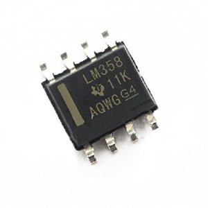 LM358-SMD Dual Operational Amplifiers