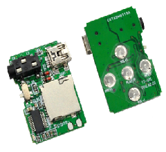 MP3 Player Module