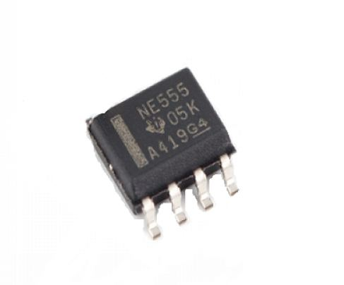 NE555 - SMD Timer IC - Click Image to Close