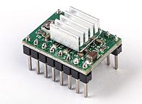 A4988 Based Stepper Motor Driver Module