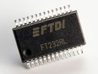 FT232RL - USB to UART Bridge-FTDI