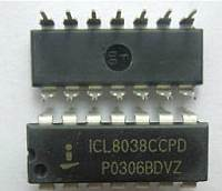 ICL8038 - Precision Waveform (Function) Generator