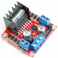 L298N Motor driver board 2A twin H-bridge