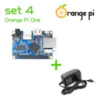 Orange Pi One With 3A 5V Power Supply