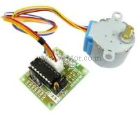 Stepper Motor with ULN2003 Driver Board