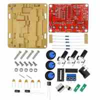XR2206 1MHz Function Signal Generator DIY Kit