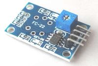 Gas Sensor Module for MQ series sensors