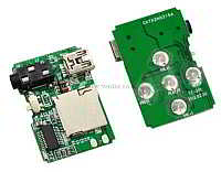 MP3 Player Module with FM